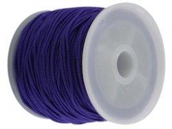 elastisch draad/stiek 1 mm paars