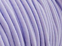 elastisch draad/stiek 3 mm lila/paars