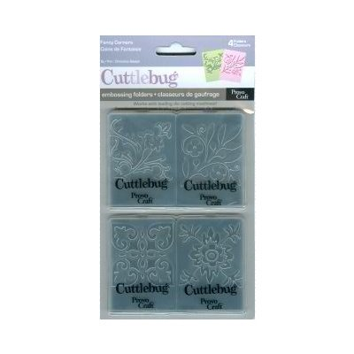 "Embossing set ""fancy corners"""