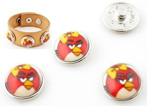Easy button angry birds