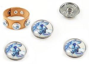 Easy button bloem