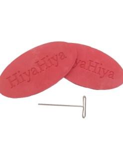 HiyaHiya Needle Grips + sleuteltje