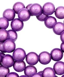 Miracle 3D kralen 6mm Lavender purple