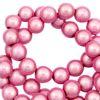 Miracle 3D kralen 12mm Licht roze