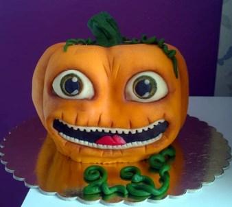 Dort Helloween Pumpkin