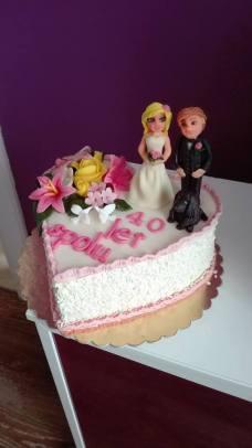 Dort k výročí svatby
