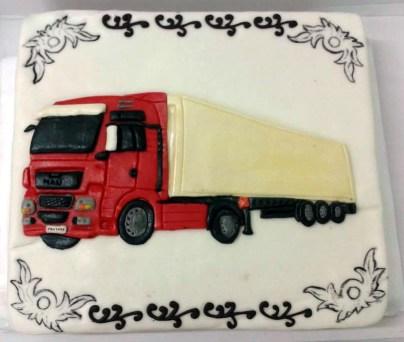 Dort pro řidiče kamionu