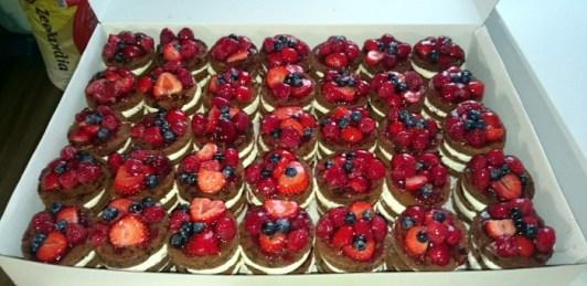 Minidortíky (cupcake)