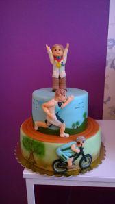 Tématický dort