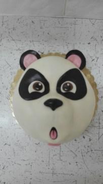 Panda dort