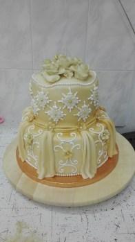 Svatební do zlaté barvy