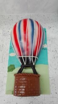 Dort létající balon