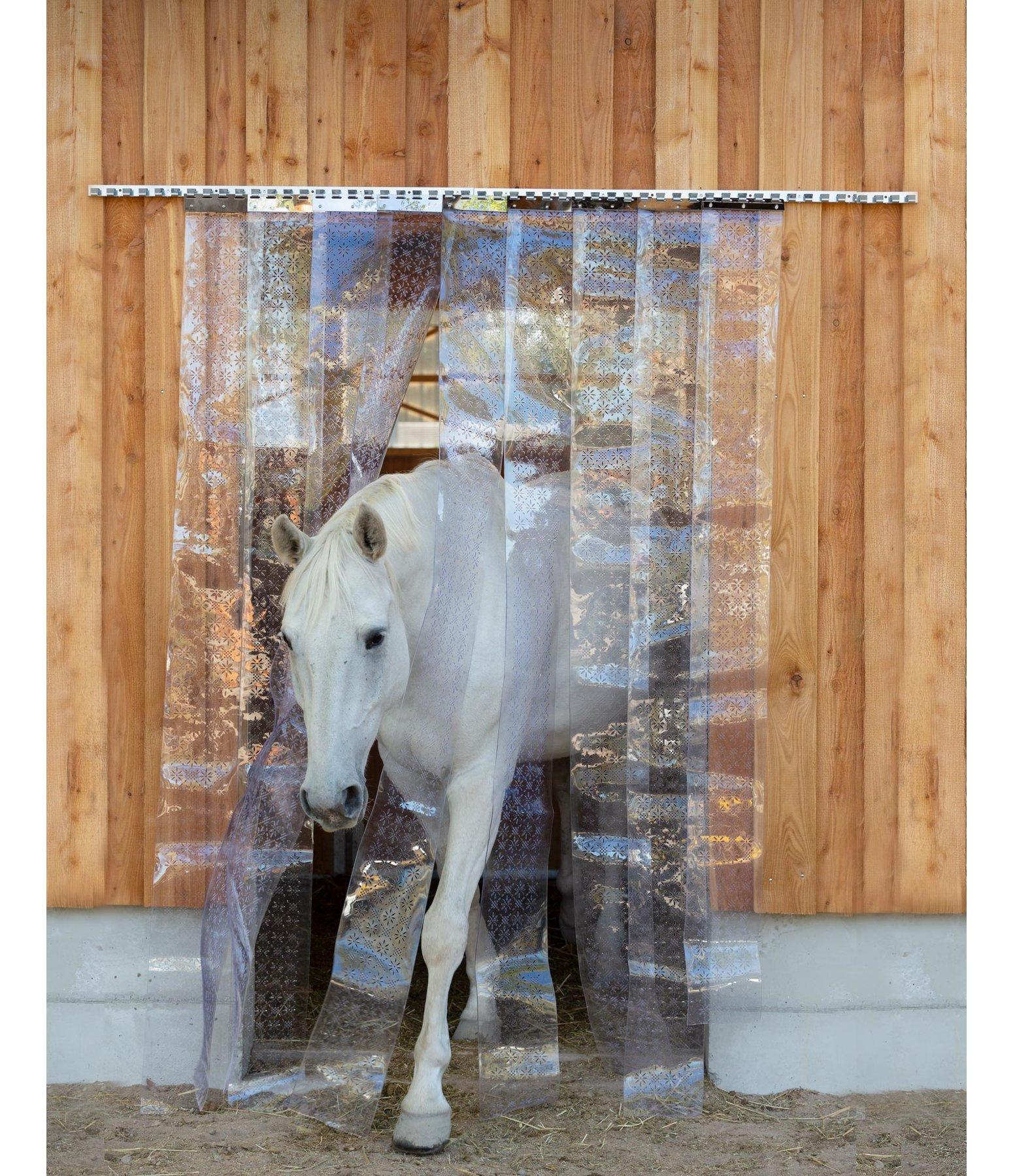 set de rideaux anti mouches