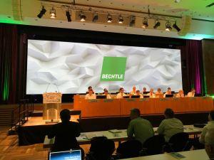 Jahreshauptversammlung der Bechtle AG