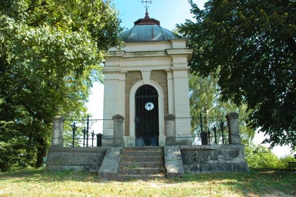 Krapinske Toplice mauzolej