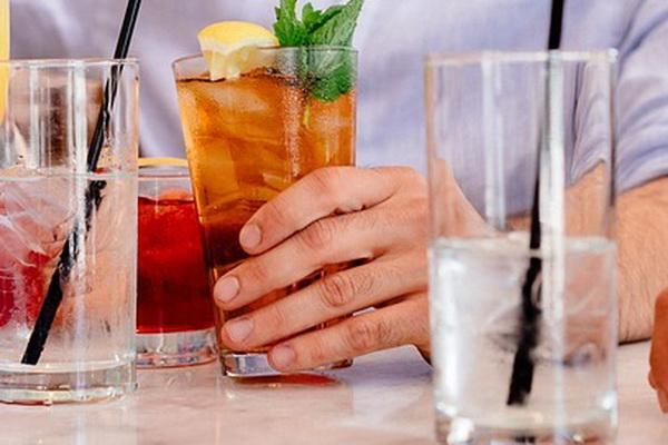 коктейль с колой