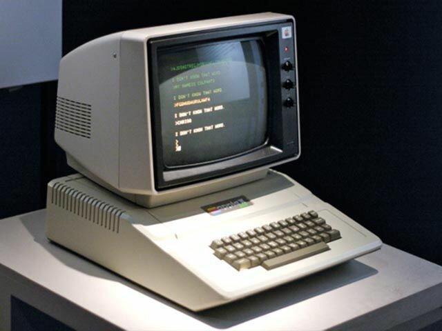 Эволюция компьютеров Apple (45 фотографий), photo:2