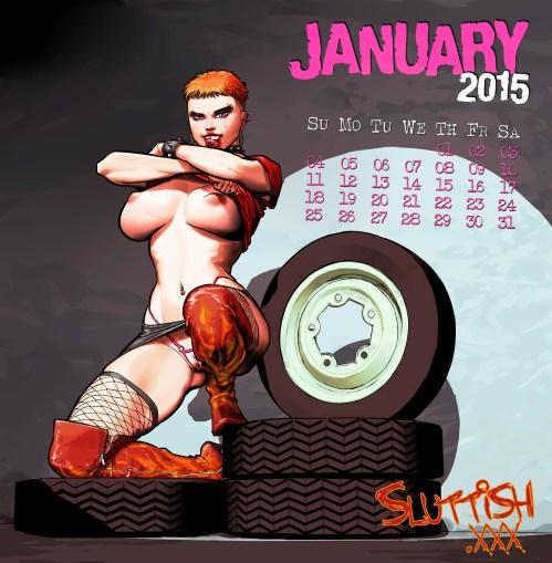 Seth: January 2015