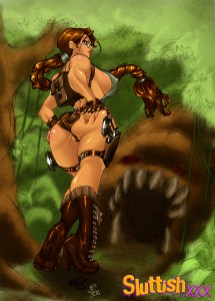SLUTTISH_Lara