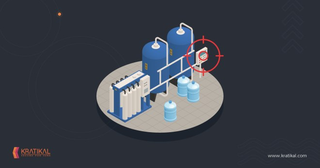 Cyber attack on water treatment plant
