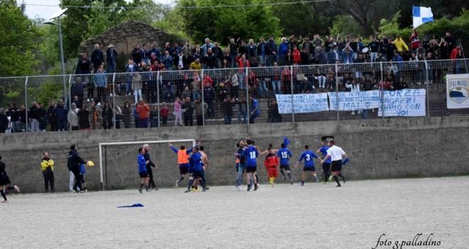3°Categoria: ai playoff promosse Real S.Cecilia, Tempalta e Palinuro