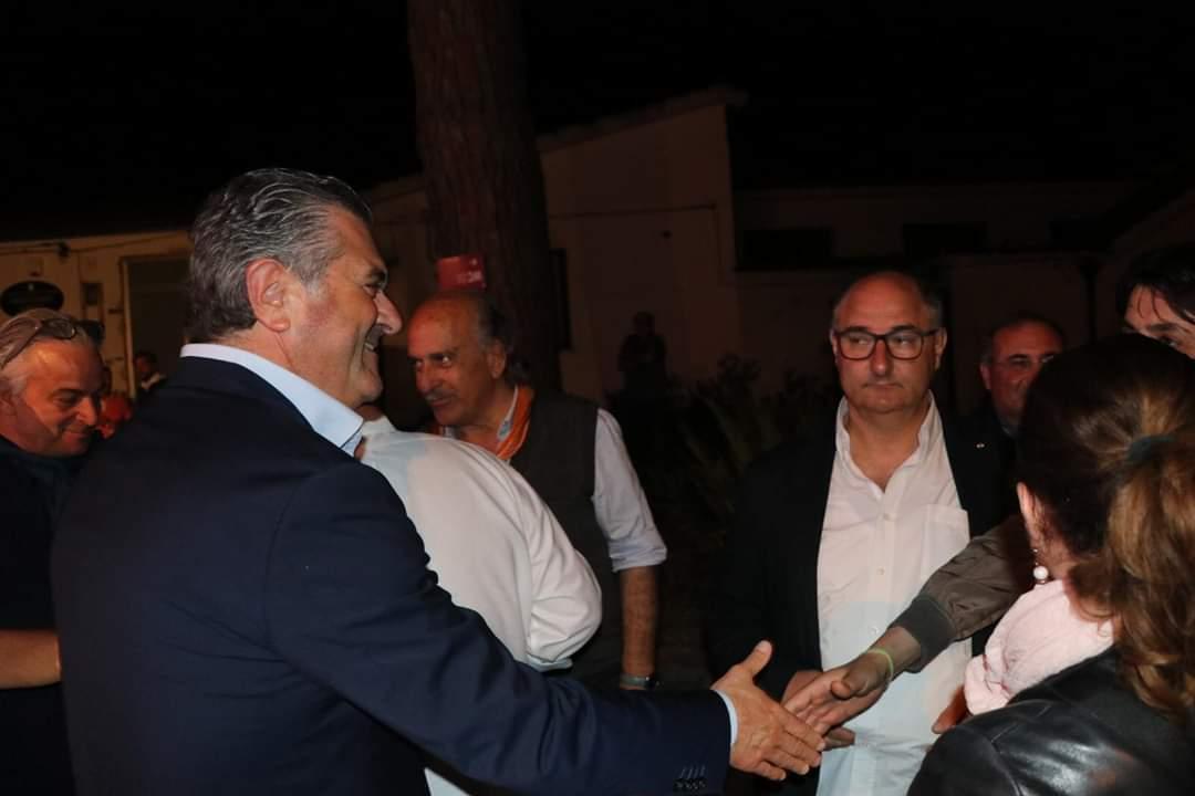 Capaccio Paestum: Franco Alfieri è il nuovo sindaco
