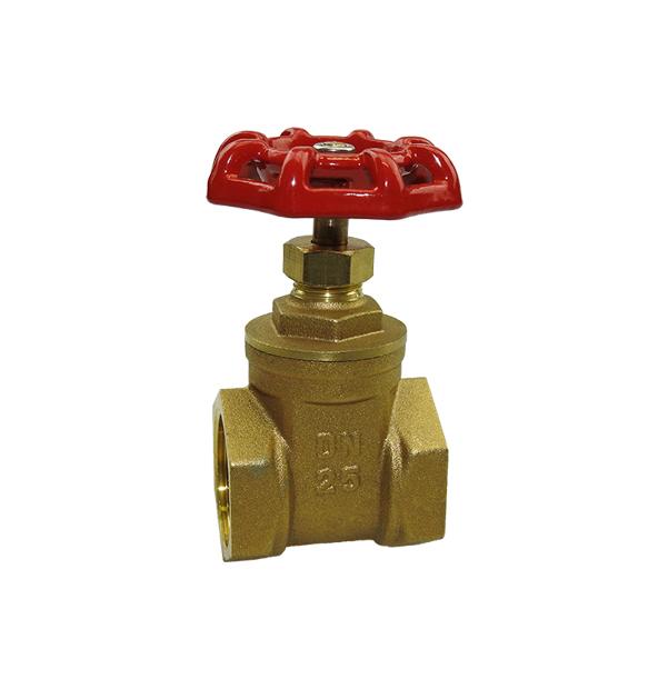 Socket gate valve
