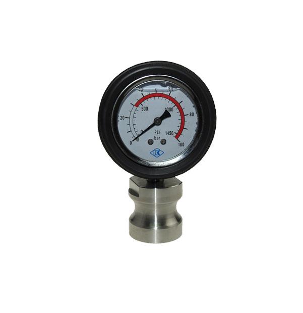 Ersatzmanometer für Mörteldruckmanometer