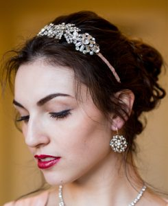 designer vintage headpieces krausz jewellery