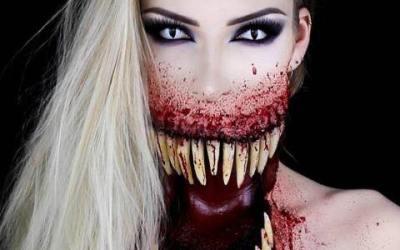 Concours de maquillage d'Halloween 2019
