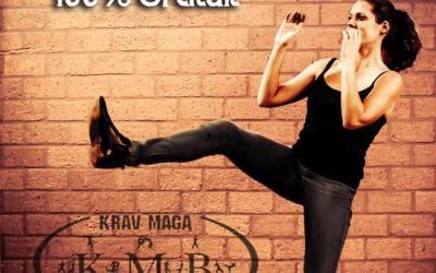 Krav Maga 100 % femmes 100 % gratuit – 07/03/20 –