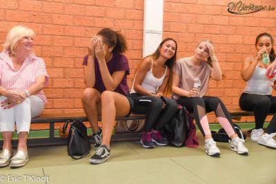 krav maga bruxelles cours pour les candidates miss belgique pause intercours cours auto défense femme