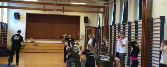 Krav Maga Lejre Søndags træning