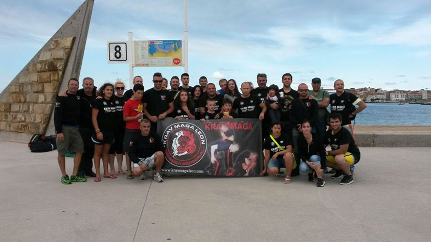 fight camp gijon