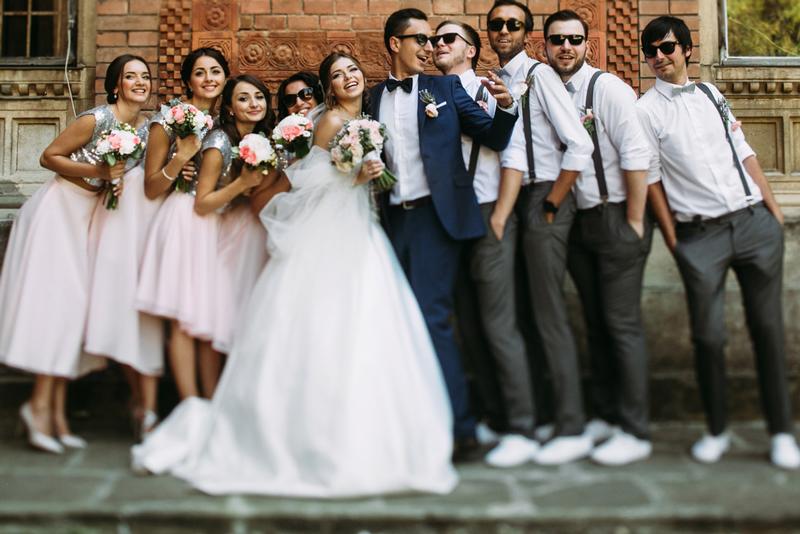 Das perfekte Outfit als Hochzeitsgast  von der Krawatte