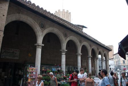 Orvieto Zentrum