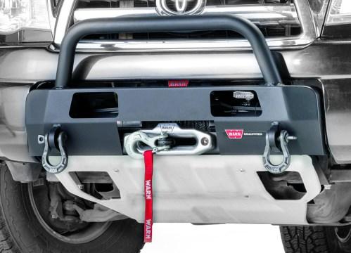 small resolution of warn hidden winch bumper