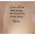 Marina Bay Sands Peter Pan