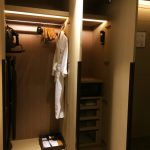 Indore Marriott Walk-in Closet