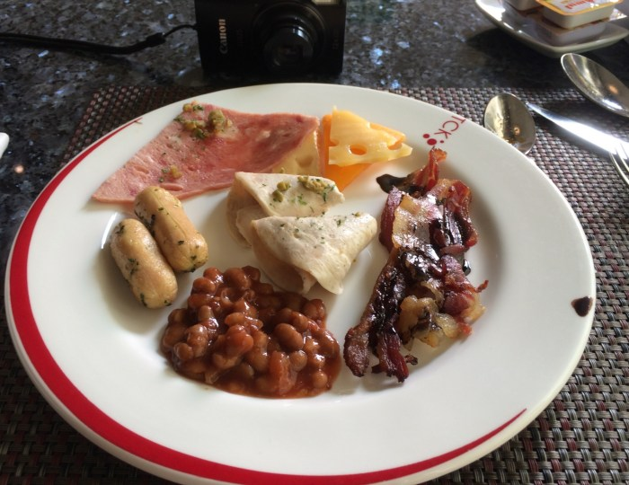 TCK Radisson Breakfast
