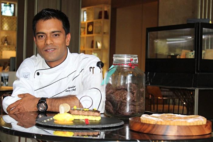 Indore Marriott Chef Sikander