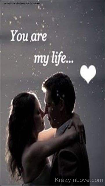 You Are Love My Life Lyric