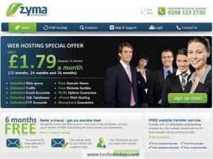 Zyma Hosting
