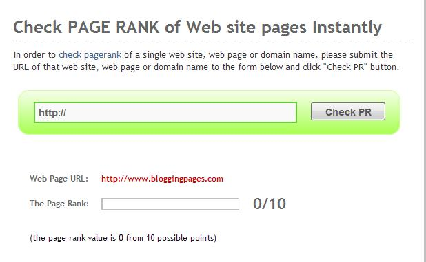 Page Rank 3