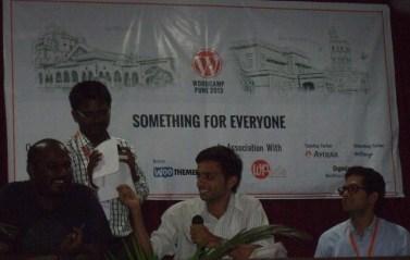 WordCamp Pune 2013 Game