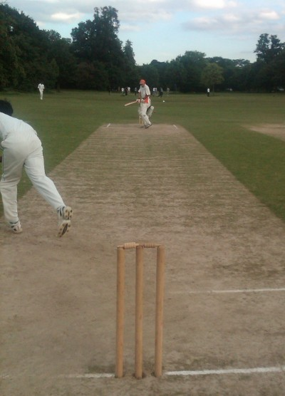 King's Road Grace ful in defeat