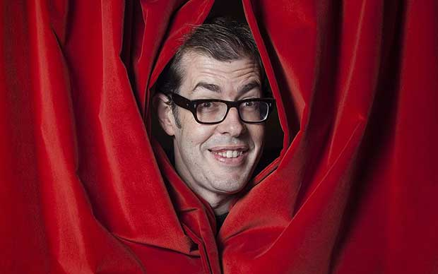 Bloke from Pointless ... Richard Osman