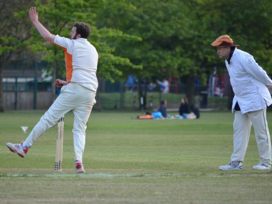 Match Report: Baby Bear Chris Brown bowls KRCSC to commanding win over South Bank CC
