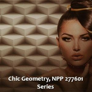 Chic Geometry, NPP 277601 Series