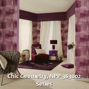 Chic Geometry, NPP 363002 Series